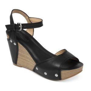 Lucky Brand Marshha Wedge Sandal